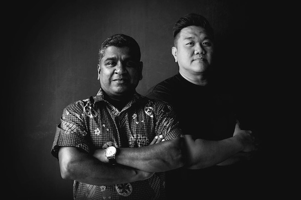 Ramanathan Balasubramanian & Hendra Lesmono