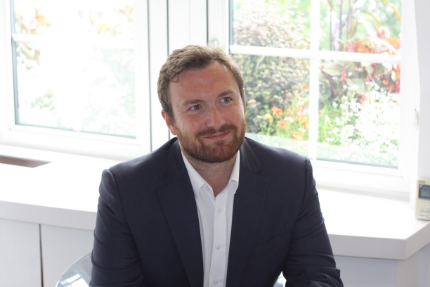 Ben Crosland: Joining Fishburn as associate director