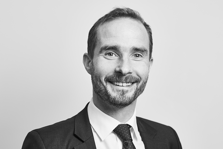 Ben Mascall has been promoted to partner