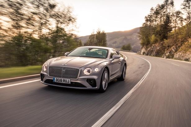 (Pic: Bentley Motors).
