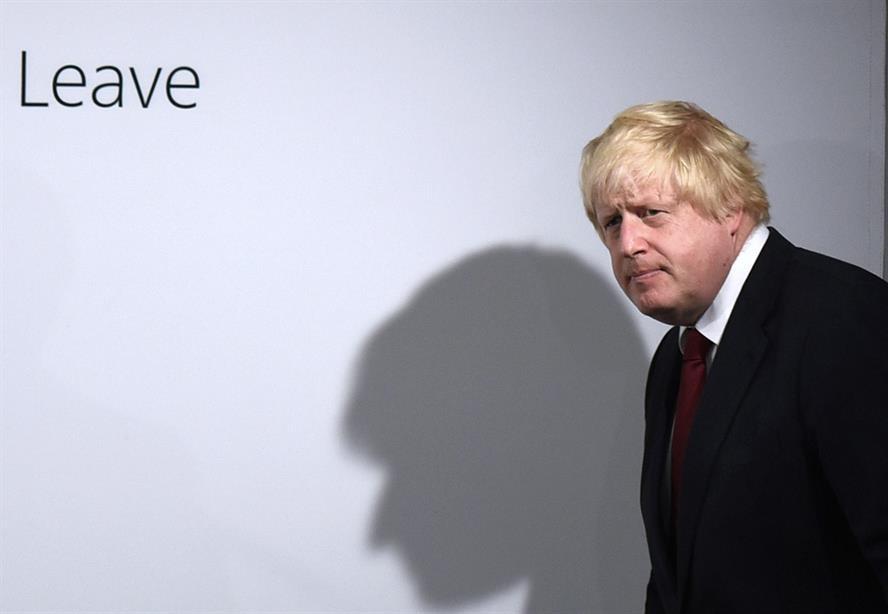 Boris Johnson: Personal attacks on Michael Gove during Gove's leadership bid will backfire, PRs warn