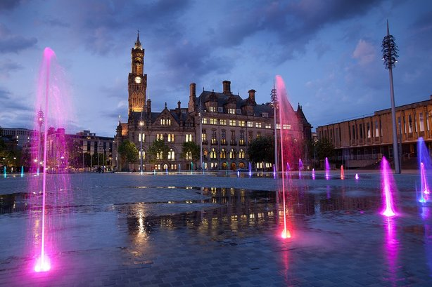 Bradford Council's comms campaign will seek to educate businesses about BIDs and persuade them to vote for it