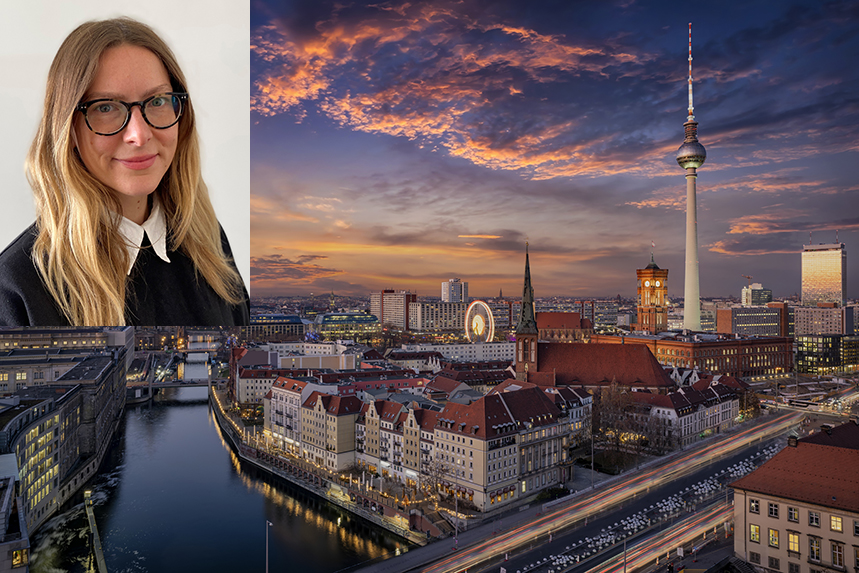 Sophie Nicholas will lead BrandContent's operations in Berlin