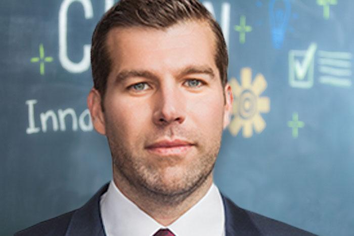 Cision interim CEO Brandon Crawley