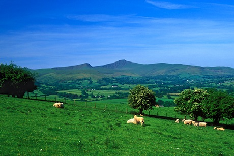 Brecon Beacons: regular location for Army training exercises