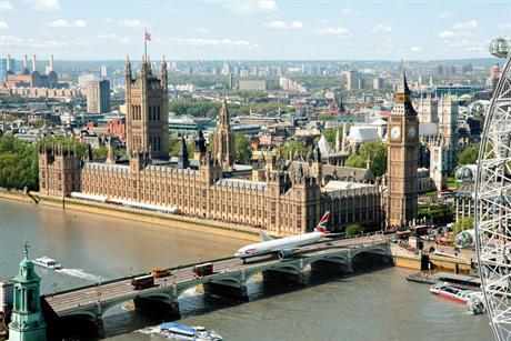 British Airways: 2012 ad campaign