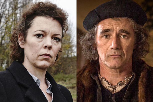 Broadchurch or Wolf Hall? (Pic credit: ITV/REX and BBC/Company Productions)