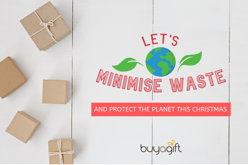 Buyagift aims to reduce waste over the festive season