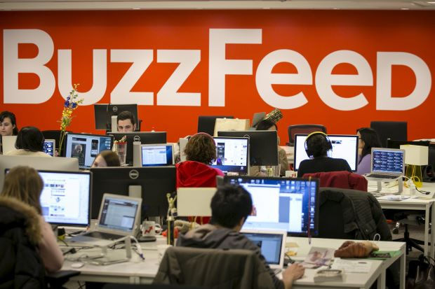 Japan will become BuzzFeed's tenth national site