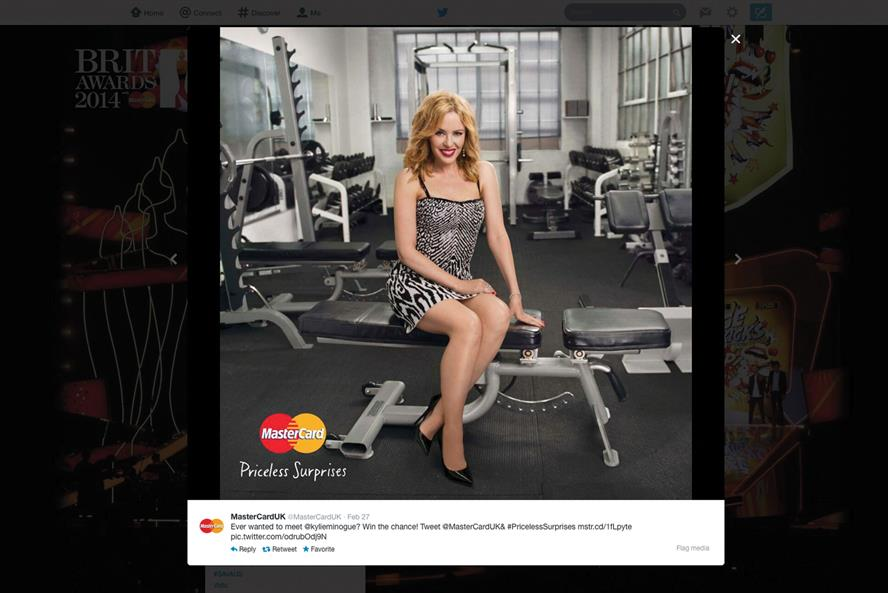 Mastercard: House PR gained attention for the brand-  for the wrong reasons