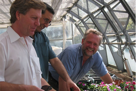 Green: WISE is helping Vert2Grow's with its new growing system