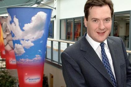 Worcester Bosch campaign: George Osborne