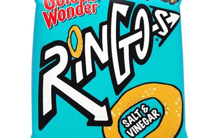 Golden Wonder brand: Ringos