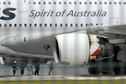 Engine failure: Rolls-Royce blamed for Qantas problems