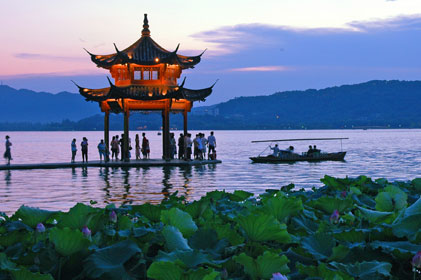 Launching PR campaign: Hangzhou Province of China
