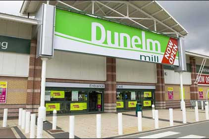 Dunelm Mill: UK homeware company