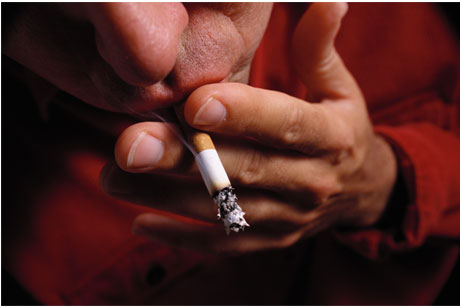 Philip Morris: No longer working with Luther Pendragon (Credit: PhotoDisc)