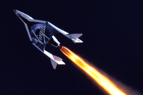 Virgin Galactic: In talks with PR agencies