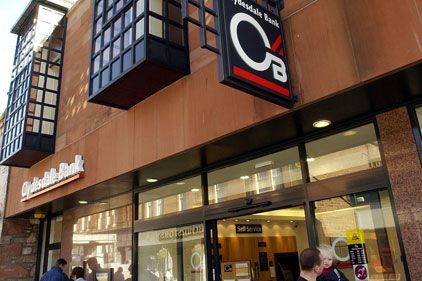 Clydesdale Bank: New head of media relations