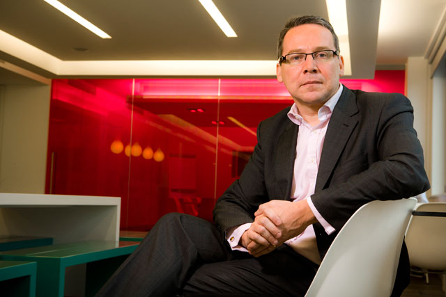 Scott Wilson: 'The agency needed full-scale change because it had lost its way'