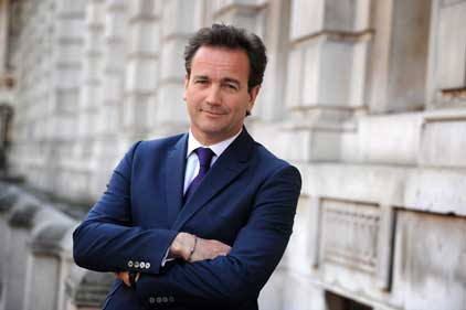 Nick Hurd: delivering the Big Society
