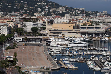 Cannes: home of glamour