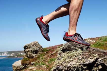 'Barefoot': fast-growing running craze