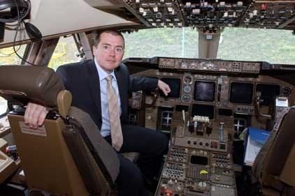 Willie Walsh: head of International Airlines Group