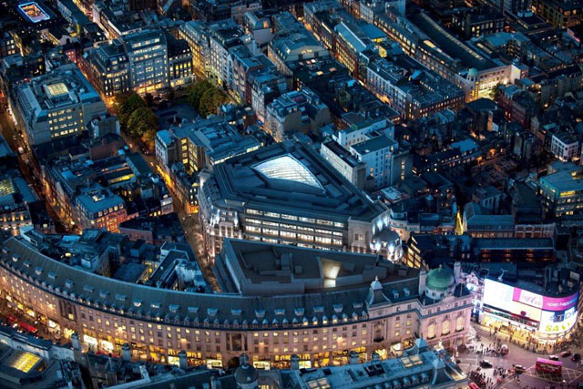 New offices: Telefónica Digital's London head office