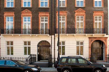 CIPR: Headquarters in Russell Square