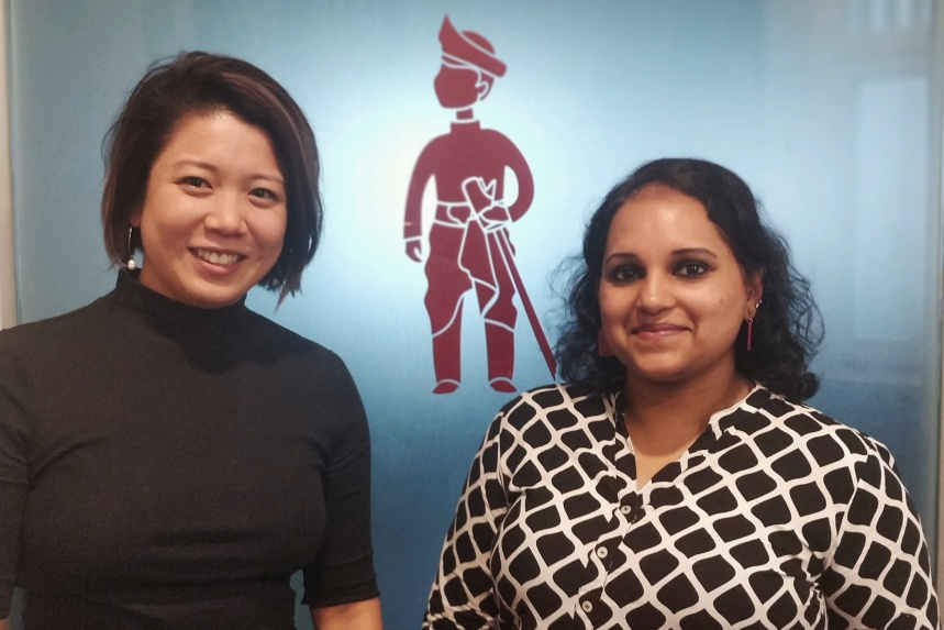 Ann-Marie Eu & Charu Srivastava