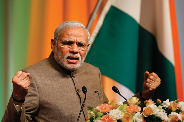Prime Minister Modi has called for companies to implement plans to support his Clean India initiative.