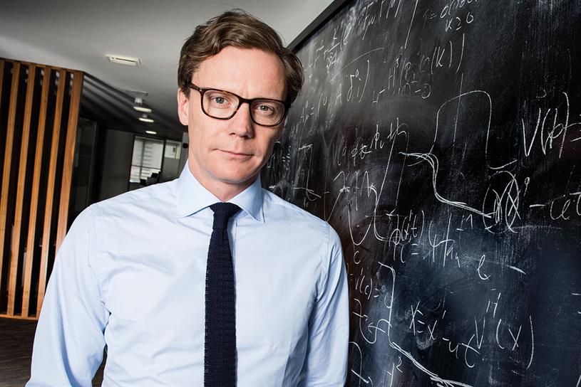 Former Cambridge Analytica CEO Alexander Nix: In the firing line