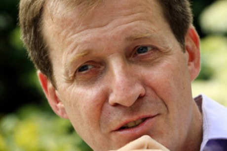 Alastair Campbell: reveals his favourite fictional PR person is Malcolm Tucker