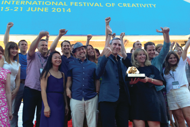 Edelman took home the Grand Prix for its part in Chipotle's The Scarecrow.