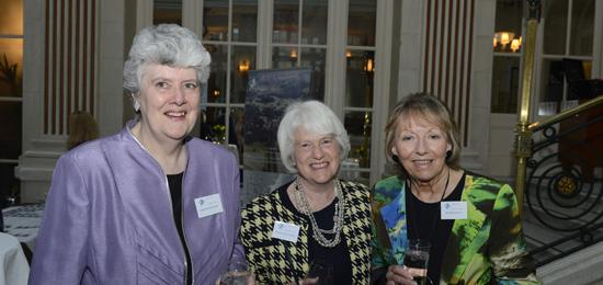 Harcourt MD Caroline Cawston (left)