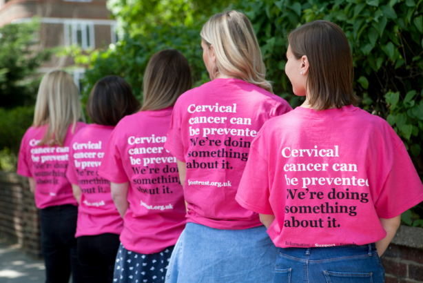 Jo's Cervical Cancer Trust is highlighting the support needed by women who have abnormal cells detected after a smear test