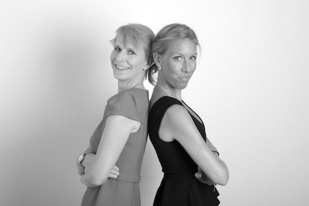 Chandos: Louise Tingstrom (left) and Teresa Wincrantz (right)
