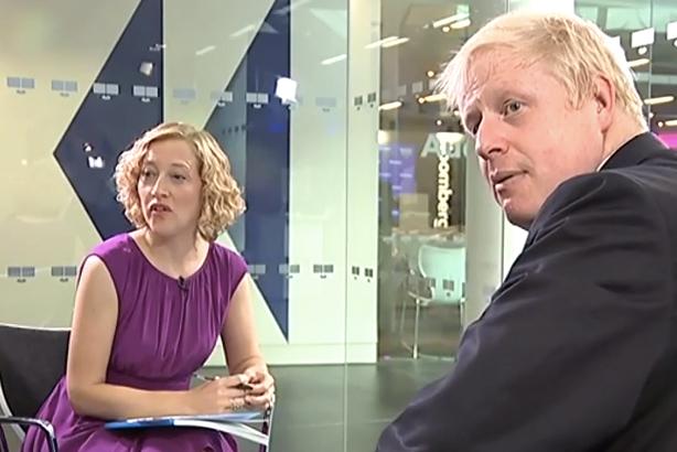Boris: Reassuring that he calls them 'spin doctors' too