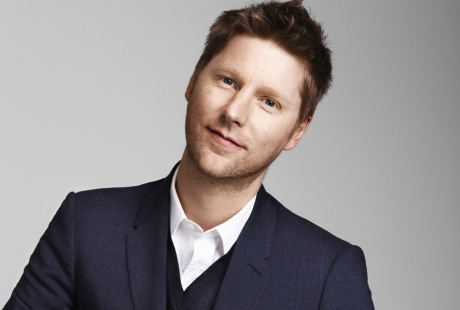 Christopher Bailey: taking over as Burberry CEO