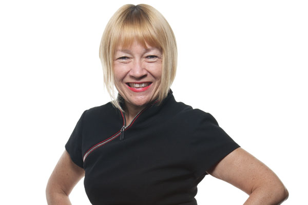 Cindy Gallop, founder & CEO, IfWeRanTheWorld