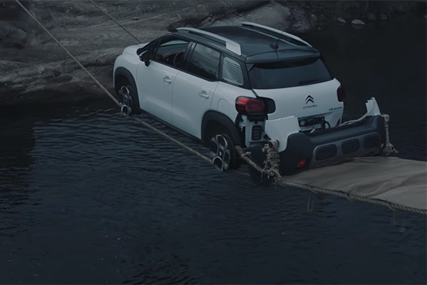 Citroen's Forward brand film divides opinion about this form of brand storytelling.