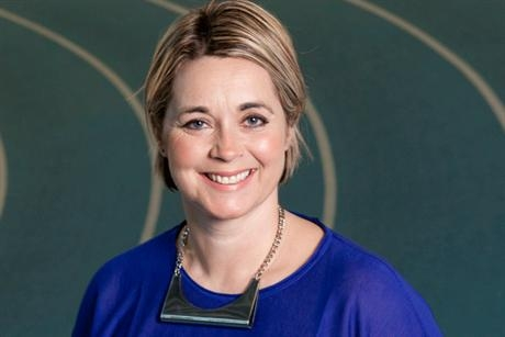 Claire Furlong: to head media at Commonwealth Games for Team England