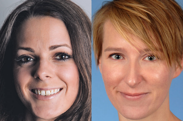Claire Ingram (left) and Ruth Shulver are the new joint chairs of APComm