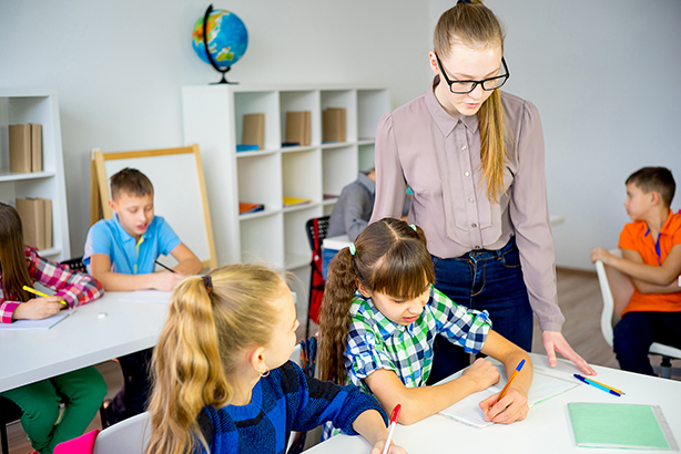 The DfE is using comms to attract potential teachers (©ThinkstockPhotos)