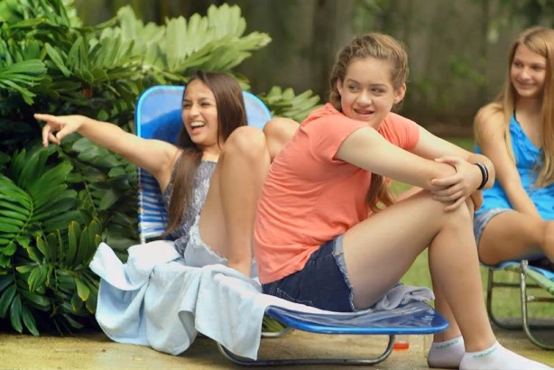 Jazz Jennings (left) is the newest face of Clean & Clear's #SeeTheRealMe campaign.