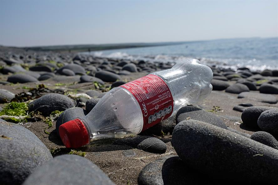 Coca-Cola has demonstrated a deficit of moral leadership over plastic bottles (©keith morris/Alamy)