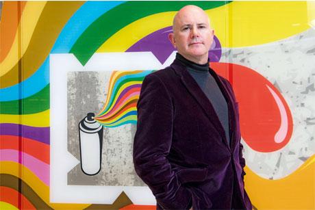 Colin Byrne: Weber Shandwick CEO