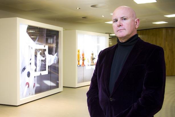 Weber Shandwick EMEA CEO Colin Byrne: praised Prime's record in digital innovation