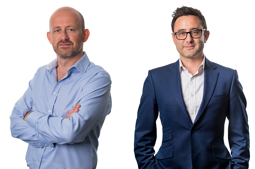 Lee Findell (left) and Marc Woolfson will lead the new strategic comms practice